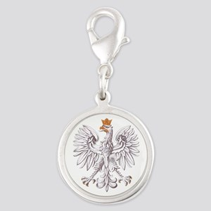 White Eagle of Poland Charms