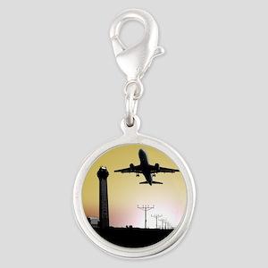 ATC: Air Traffic Control Tower & Plane Charms