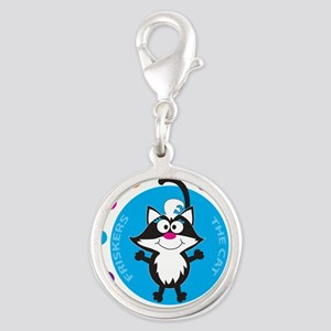 FRISKERS THE CAT (Rainbow 1a) Charms