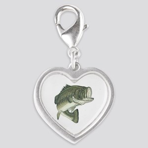 Large Mouth Bass Charms