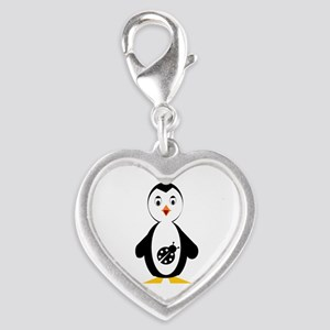 lady bug penguin Charms