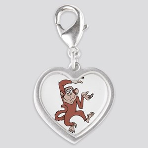 Monkey Excited Charms