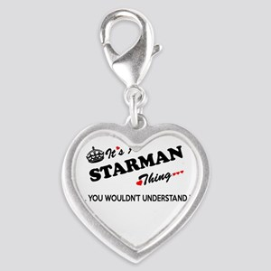STARMAN thing, you wouldn't understand Charms