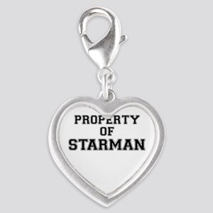 Property of STARMAN Charms