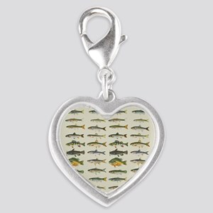 Freshwater Fish Chart Charms