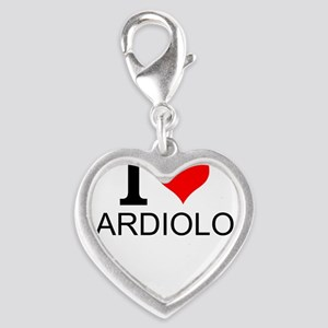 I Love Cardiology Charms