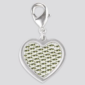 Amazon Freshwater Puffer fish Pattern Charms