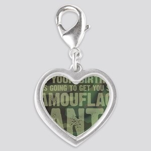 MFGC005_F Silver Heart Charm