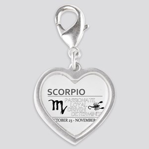 SCORPIO Oct Nov Charms