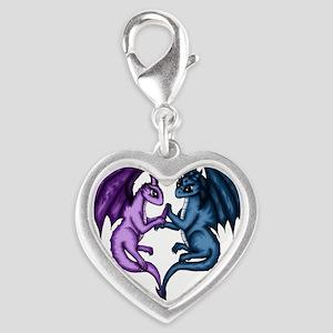 Dragon Couple Charms