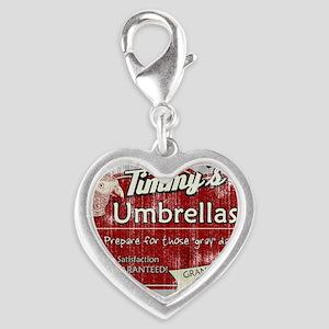 timmysumbrellas_magnet Silver Heart Charm