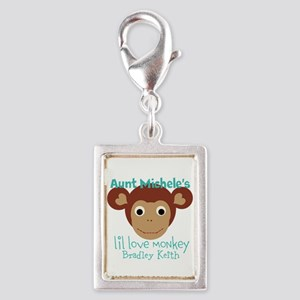 Personalize Love Monkey Charms