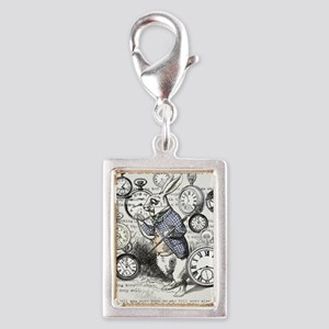White Rabbit Watches Timepiece Alice Charms