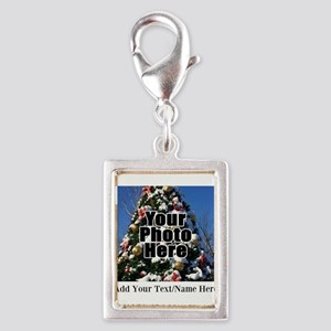Custom Personalized Color Photo and Text Charms