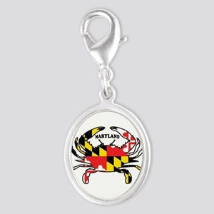 Maryland Crab Charms