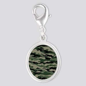 Army Camouflage Charms