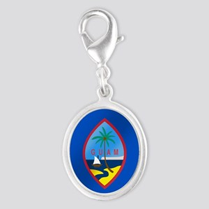Flag of Guam Charms