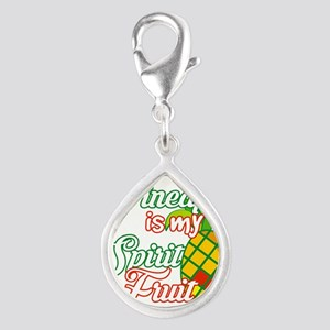 Pineapple Is My Spirit Fruit - Funny Sarcas Charms