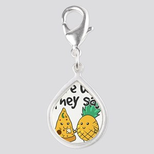 Ignore What They Say - Cute Pineapple Pizza Charms