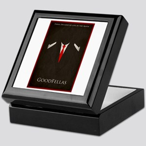 GoodFellas Minimal Poster Design Keepsake Box