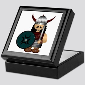 Viking Keepsake Box