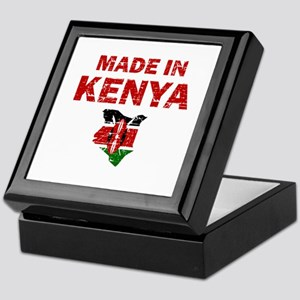Made In Kenya Keepsake Box