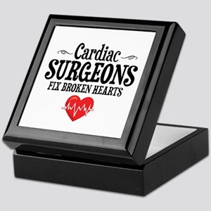 Cardiac Surgeon Keepsake Box