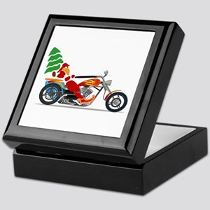 Have a Harley Christmas Keepsake Box