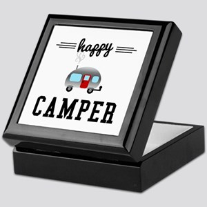 Happy Camper Keepsake Box