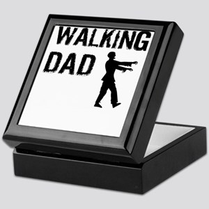 Walking Dad Keepsake Box