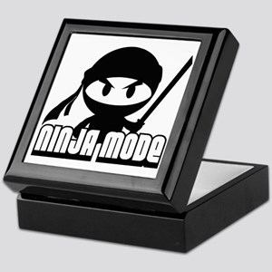 Ninja mode Keepsake Box