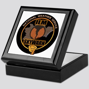ILM SKYWARN Keepsake Box