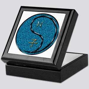 Pisces & Water Rat Keepsake Box