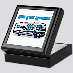 Home Sweet Motorhome Keepsake Box