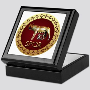imperial rome Keepsake Box
