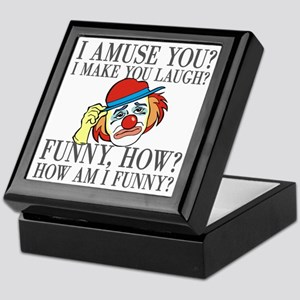 Clownfella Keepsake Box