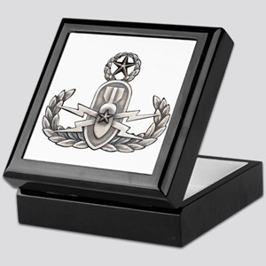 Navy Master EOD Keepsake Box