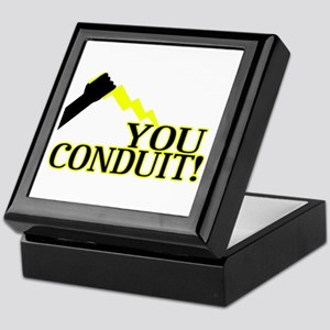 You Conduit Keepsake Box