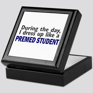 Dress Up Like A PreMed Student Keepsake Box