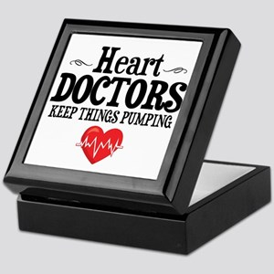 Heart Doctor Keepsake Box