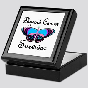 Thyroid Cancer Survivor Jewelry Boxes Cafepress