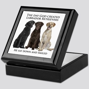 Creation of Labs Keepsake Box