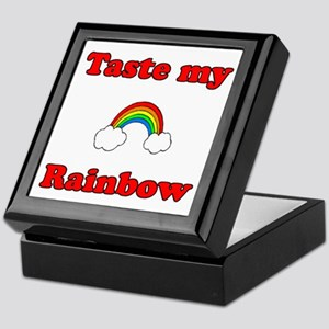 Taste My Rainbow Keepsake Box