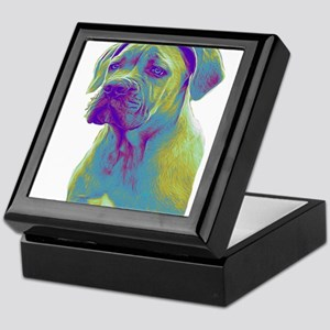 Cane Corso Dog Keepsake Box