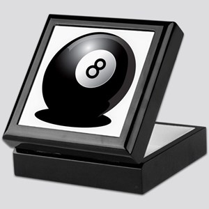 8 Ball! Keepsake Box