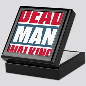 Dead Man Walking Keepsake Box