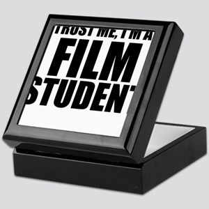 Trust Me, I'm A Film Student Keepsake Box