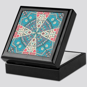 Abstract Pattern Keepsake Box
