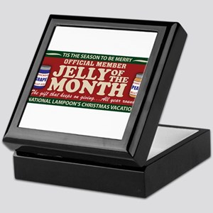 CHRISTMAS VACATION JELLY OF THE MONTH CLUB Keepsak