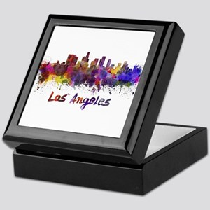 I Love LA Keepsake Box